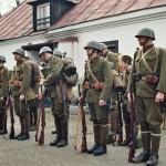 12 - Z nataceni dokumentu Brezen 1939 na Podkarpatske Rusi.