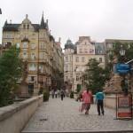 Miniatura Karlova mostu v Kladsku...
