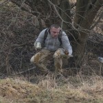 úklid v hradeckých lesích, březen 2011