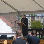 Patriarcha Církve československé husitské ThDr. Tomáš Butta, Th.D.