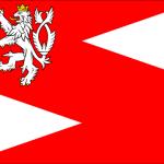 Vlajka města_Slaný