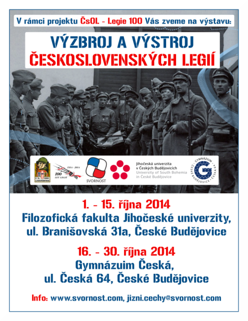 Vystava-Legie-CB-Svornost-Rijen2014