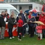 E.V. podporuje mladé sportovce (E.ON Junior Cup)