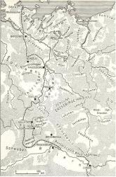 hranice slovanskeho osidleni severne od alp