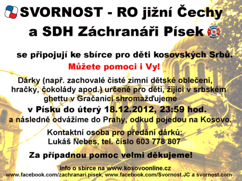 sbirka-vanoce-svornost-kosovo