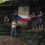 Svorní, Jan Roháč a naše vlajka