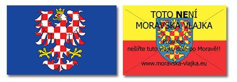 Vlajka Moravy?