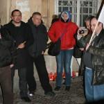 14. výročí bombardovaní Jugoslavie - poslanec Foldyna